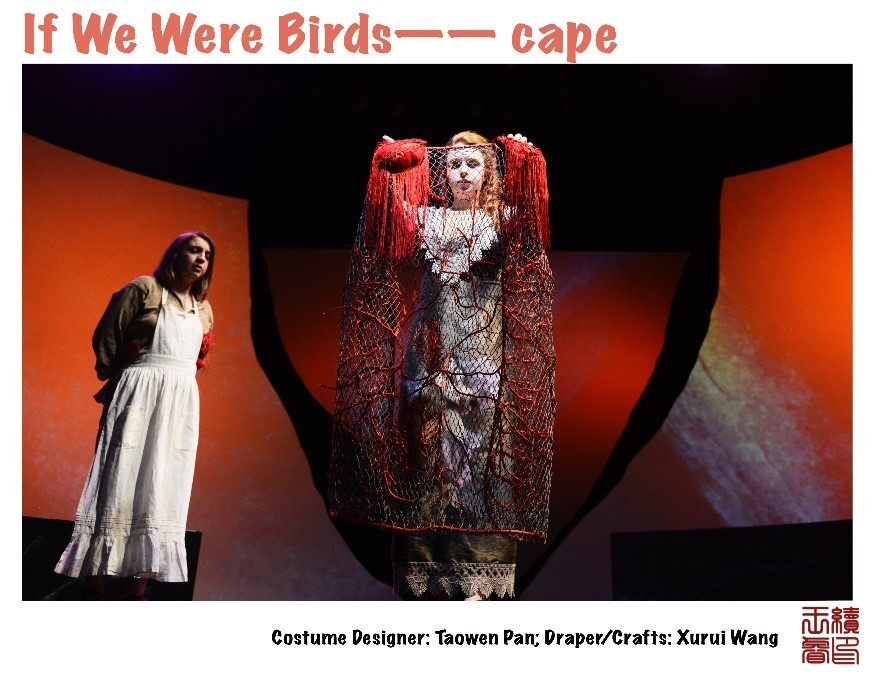 If We Were Birds-Cape